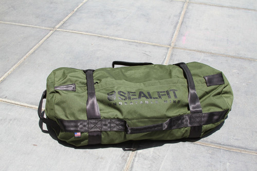 SEALFIT Sand Bag by Brute Force - Strongman  Size