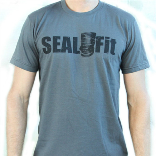 SEALFIT Bumper Plate T-shirt