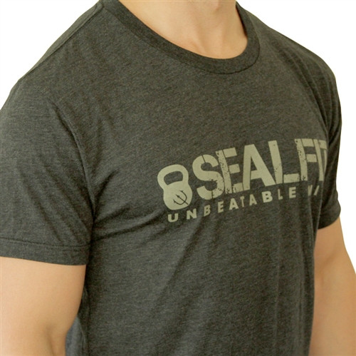 SEALFIT One Color Logo T-Shirt