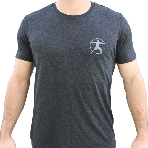Unbeatable Mind Mens 5 Mountain Tee