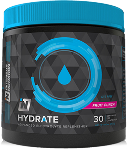 Intensity Nutrition - Hydrate