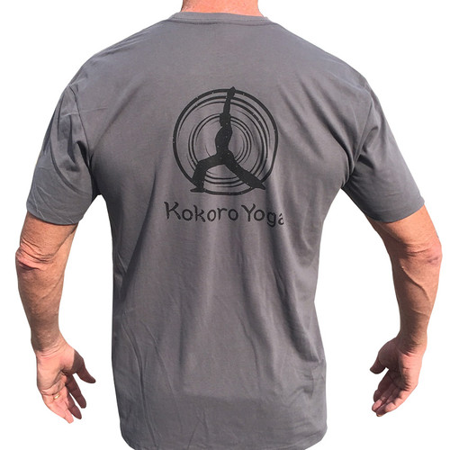 New! KOKORO Yoga Mens T-Shirt