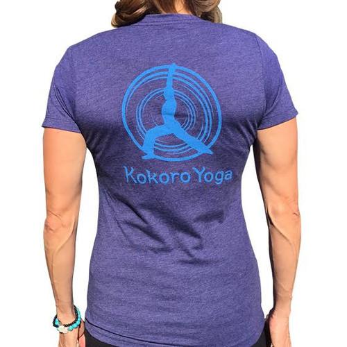 New! KOKORO Yoga Women's T-Shirt