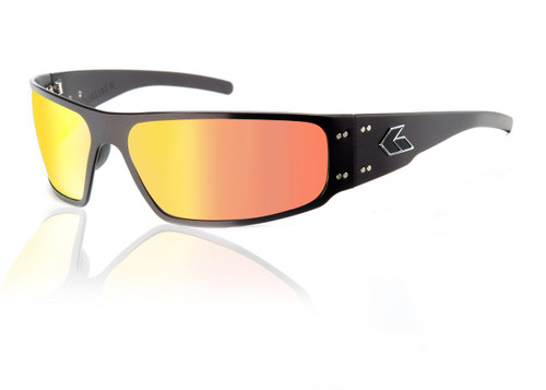 Black Frame w/ Sunburst Polarized Lens