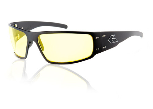 Black Frame w/ Yellow Lens