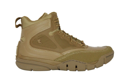 "LALO SHADOW Amphibian 5"" Tactical Boot-Coyote Brown"