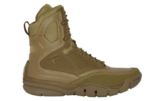 "LALO SHADOW Amphibian 8"" Tactical Boot-Coyote Brown"