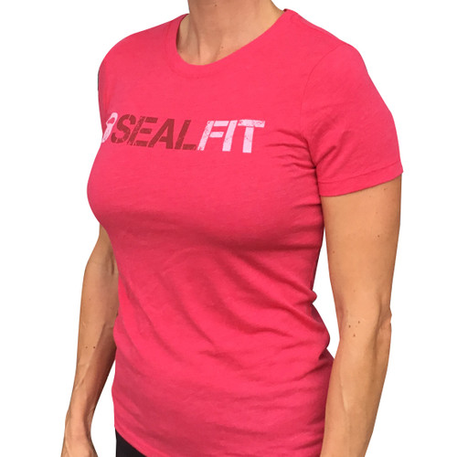 New- Women Hot Pink SealFit Shirt