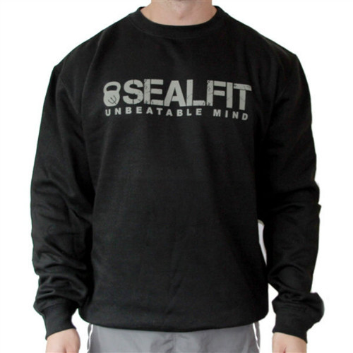 SEALFIT Logo Sweatshirt - One Color Logo