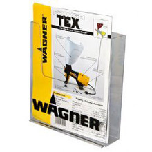 8.5x11 Wall Mount Brochure Holder