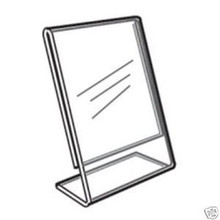 5x7 Portrait Style Sign Holder