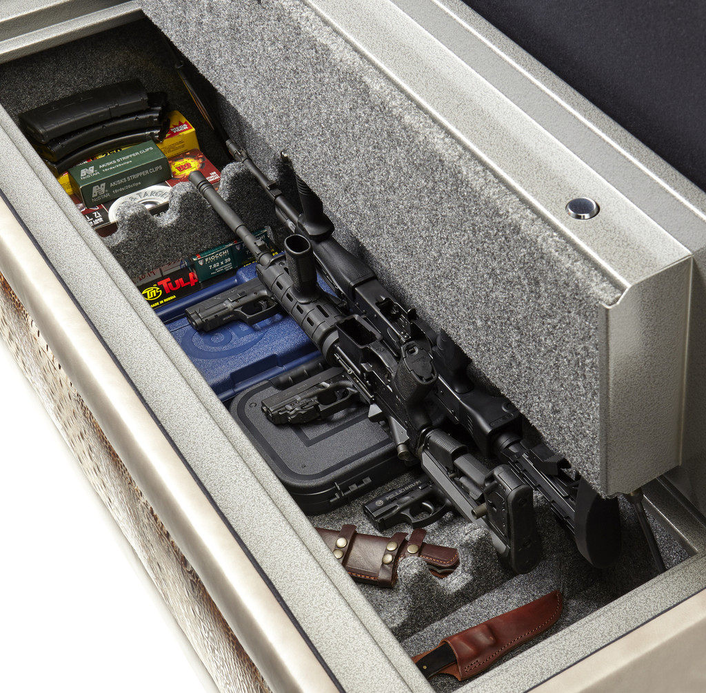 Large gun safe for the home.