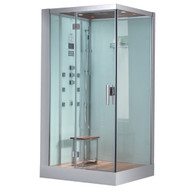 ARIEL Platinum DZ959F8-W-L Steam Shower (DZ959F8-W-L)