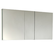 "FMC8013 | Fresca 50"" Wide Bathroom Medicine Cabinet w/ Mirrors"