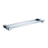 "FAC1439 | Fresca Ellite 20"" Double Towel Bar - Chrome"