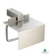 FAC1426BN | Fresca Ellite Toilet Paper Holder - Brushed Nickel