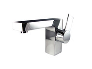 FFT1053CH | Fresca Isarus Single Hole Mount Bathroom Vanity Faucet - Chrome