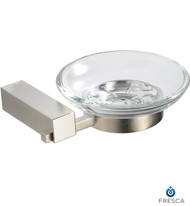 FAC0403BN | Fresca Ottimo Soap Dish - Brushed Nickel