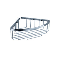FAC1002 | Fresca Single Corner Wire Basket - Chrome