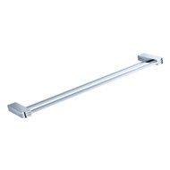 "FAC1339 | Fresca Solido 20"" Double Towel Bar - Chrome"