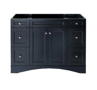 "Virtu USA Elise 48"" Bathroom Vanity Cabinet in Espresso"