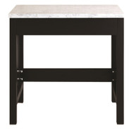 Design Element MUT | Make-up table in Espresso Finish