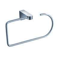 FAC2362 | Fresca Generoso Towel Ring - Chrome