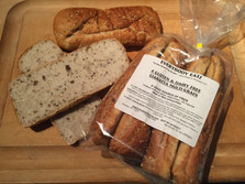Dairy Free Ciabatta Multi-Grain (4 Pieces)