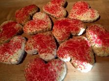 Holiday Sugar Cookies (aprox 20 pieces, 1 lb.)  $18.00