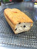 Vegan Cinnamon Raisin Bread (1 loaf, 1 lb.)