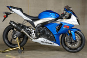 M4 SU9174 CARBON CF FULL EXHAUST SYSTEM GSXR1000 09-11