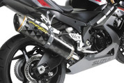 TWO BROTHERS 005-210407M M-2 CARBON CF FO EXHAUST GSXR600 01-05
