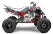 TWO BROTHERS 005-1380406V M7 AL SO EXHAUST YAMAMA RAPTOR 700
