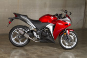 M4 HO3216 TITANIUM TI SO EXHAUST CBR250 CBR250R 11-13