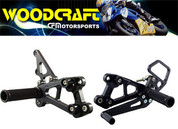 WOODCRAFT REARSETS BASIC KIT 05-0338