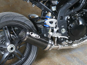 M4 TR5624 SPEED TRIPLE GP CF SO EXHAUST 05-11