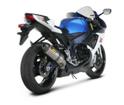 AKRAPOVIC S-S6SO8-HZT SLIP ON SO EXHAUST MUFFLER SYSTEM
