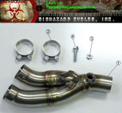 BIOHAZARD CAT ELIMINATOR DELETE Y PIPE R6 06-16