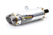 TWO BROTHERS RACING M7 AL SLIP ON EXHAUST 005-1050406VH  Yamaha YFZ450 04-10