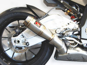 COMPETITION COMP WERKES WB1000 SLIP-ON SLIP ON SO EXHAUST SYSTEM HAND WELDED STAINLESS STEEL SS GP MUFFLER BMW S1000 S1000RR 1000 1000RR S1000R 2010 2011 2012 2013 2014 10 11 12 13 14