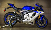 M4 YA9944 STREET SLAYER CARBON CF 3/4 CAT DELETE EXHAUST YZF-R1 R1 R1M 2015 15