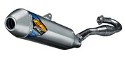 FMF RACING 045601 FACTORY 4.1 RCT FULL EXHAUST SYSTEM   TITANIUM MEGABOMB HEAD PIPE / MID PIPE & NATURAL COLOR TI MUFFLER   KTM 350 SX-F SXF XC-F XCF 15 16 2015 2016