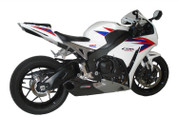 TAYLORMADE TMR H12 TMRH12 COMPLETE FULL EXHAUST SYSTEM  STAINLESS HEADER / COLLECTOR  UNDER BODY MUFFLER CERAMIC COATED BLACK CARBON FIBER CF BODY PANEL  HONDA CBR1000 CBR1000RR CBR 1000 1000 RR FIREBLADE 2012 12 2013 13 2014 14 2015 15