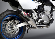 YOSHIMURA RS4 RS-4 CARBON FULL DUAL MUFFLER EXHAUST SYSTEM DRZ400 400S 400SM 06-16 1160000220 116600D220