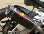 GRAVES EXB-16S1RR-CBTC SLIP ON SLIPON SO EXHAUST SYSTEM  CARBON FIBER  MUFFLER W CF END CAP & TITANIUM TI LINK PIPE  BMW S1000RR S1000 1000 1000RR HP4 HP-4 15 16 2015 2016