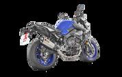 AKRAPOVIC S-Y10R14-HX2T FULL Exhaust System Yamaha FZ10 FZ-10