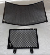 Cox Racing Radiator Guard & OIL COLLER GUARD SET 113-13434 YAMAHA R1 R1M YZF-R1 YZFR1  YZF-R1M    2015 15 16 2016