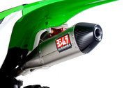YOSHIMURA 244701D720 KX450F 09-15 RS-4 FULL EXHAUST SYSTEM