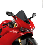 PUIG 7621F DARK SMOKE RACE SCREEN DUCATI PANIGALE 15-17
