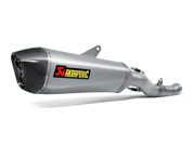 S-K14SO5-HZAATAkrapovic Slip-On Exhaust Kawasaki Concours 14 2008-2017